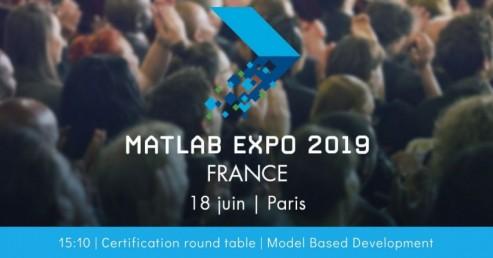 Matlab Expo FRANCE 2019